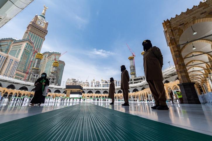 mecca-women