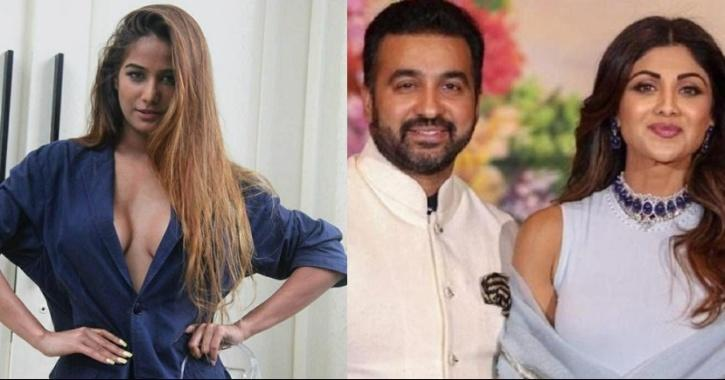 Poonam Pandey Reacts To Raj Kundra's Arrest, Says My Heart Goes Out To Shilpa Shetty, While Gehana Issues Statement