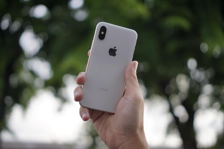 an apple phone