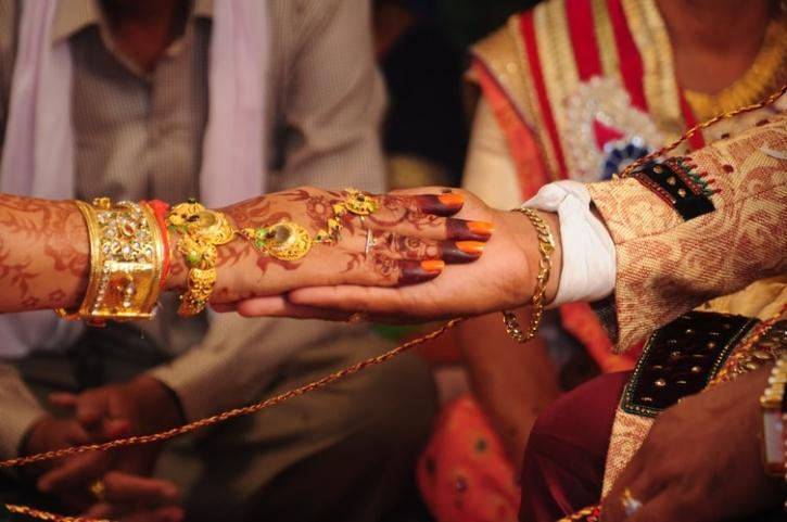 an indian marriage