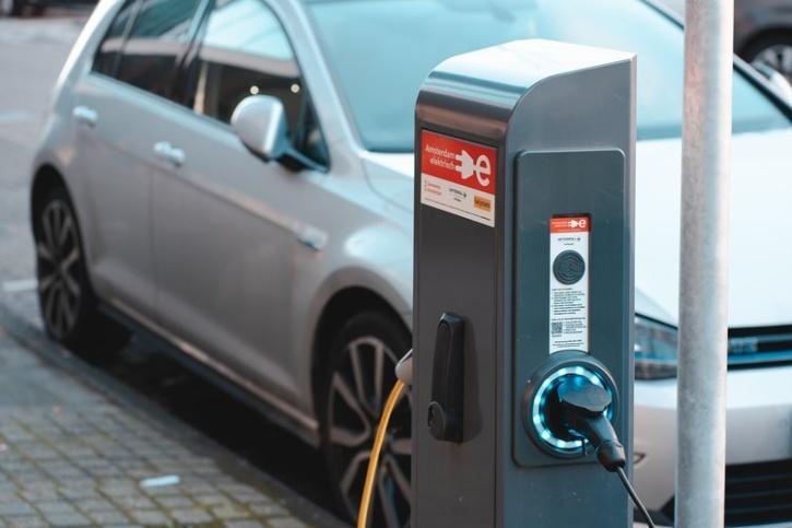 electric charging portals