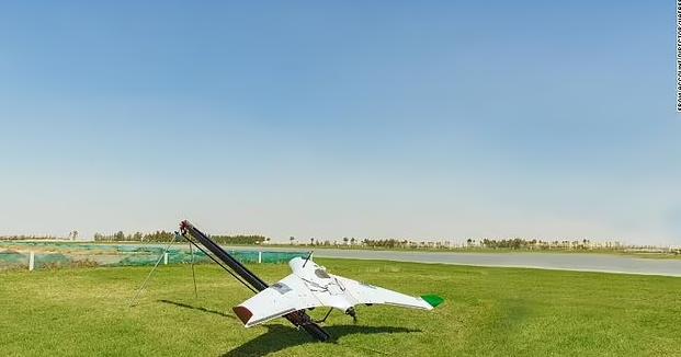 Artificial Rain in UAE
