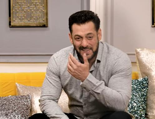 Salman Khan Pinch