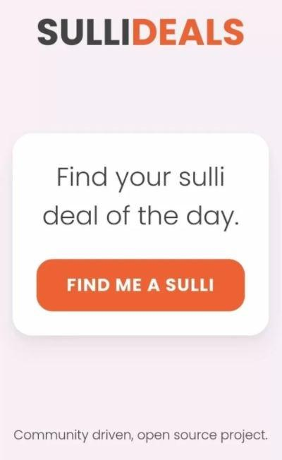 Sulli deal