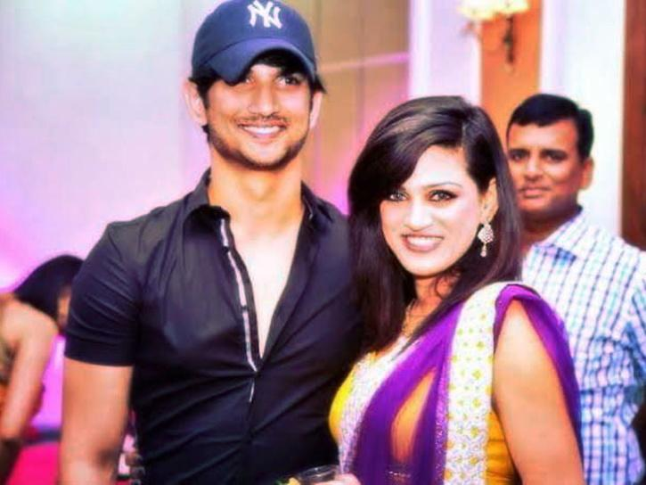 Sushant and Sister