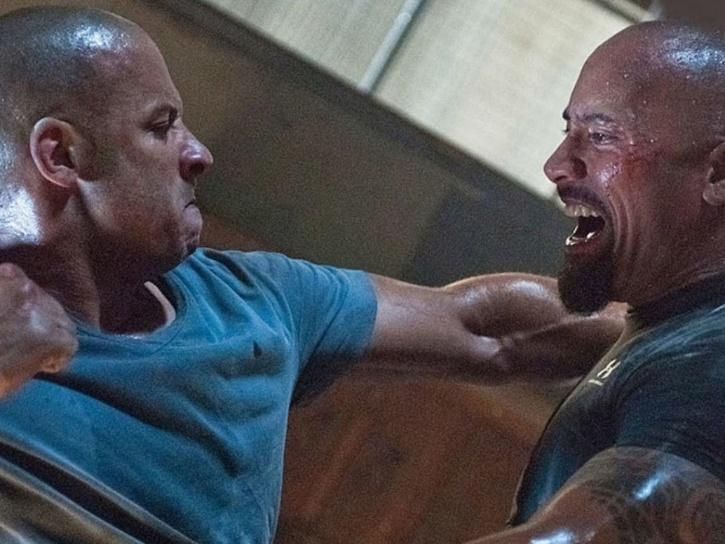 Amid Feud With Vin Diesel, Dwayne Johnson Confirms His Exit From