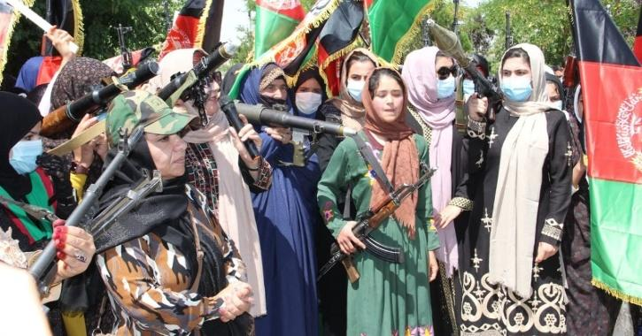 protests against taliban