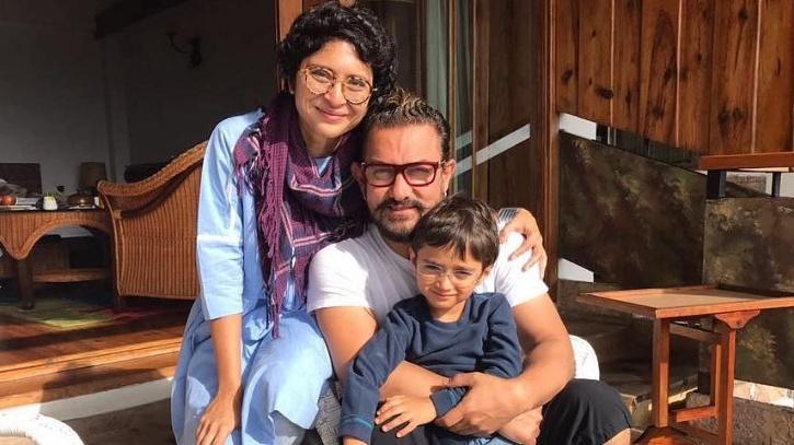 Aamir and Kiran