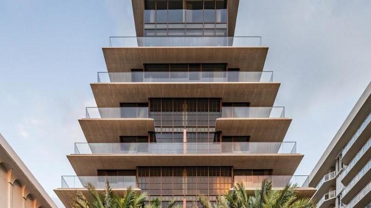 Florida penthouse