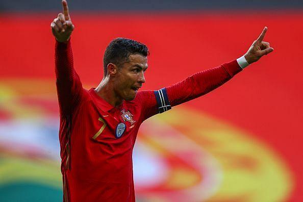 Cristianp Ronaldo