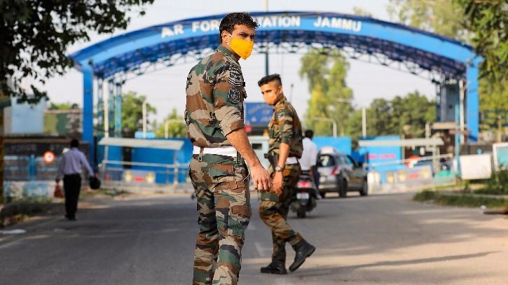 Jammu air force station