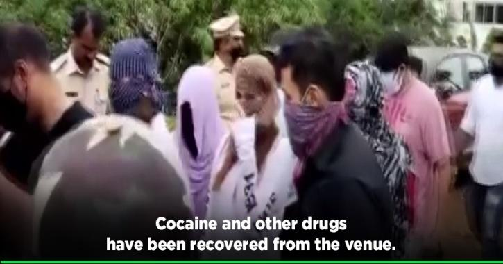 Nashik Rave Party: 22 People Including Bollywood Actors & Former Bigg Boss Contestant Arrested