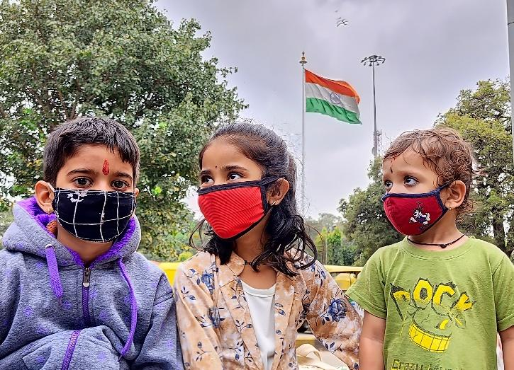 Children Mask Guidelines