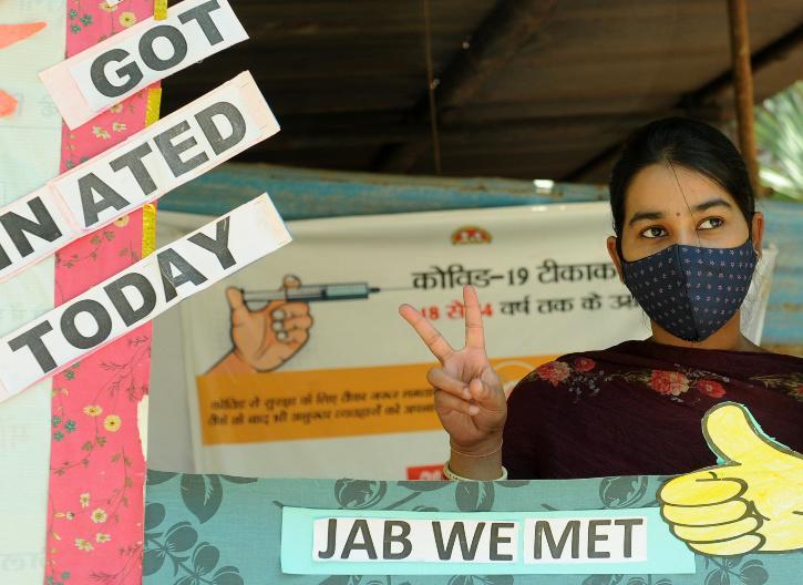 Delhi COVID Vaccine drive