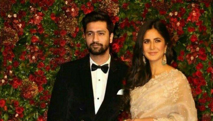 Vicky Kaushal and Katrina Kaif / Viral Bhayani