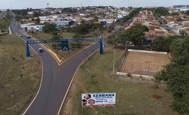 Serrana Brazil
