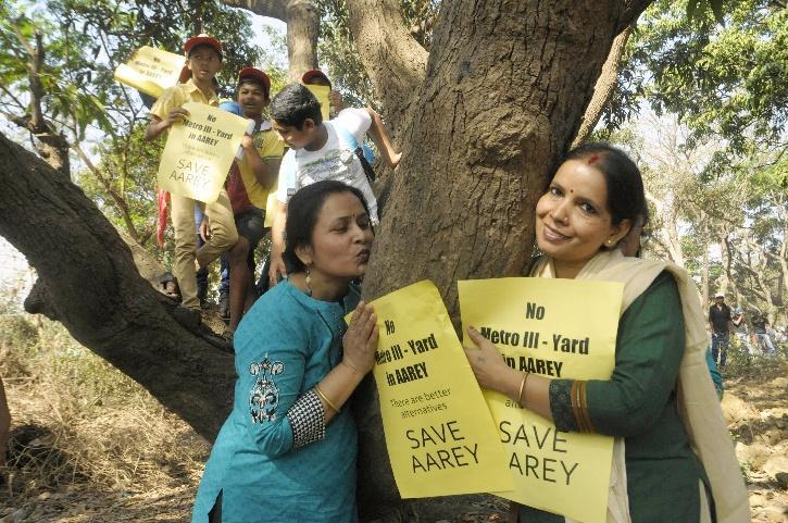 Save Aarey Campaign