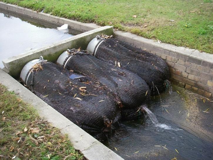 australia is using drainage net