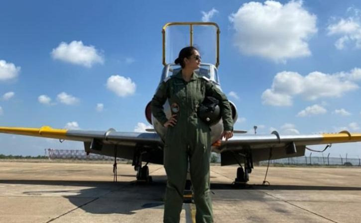 Mawya Sudan childhood dream to become a pilot