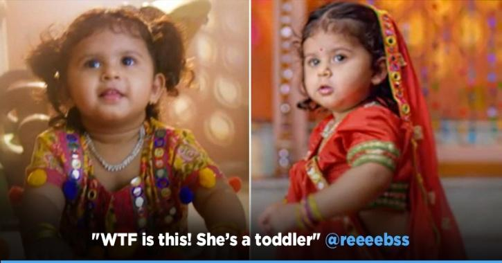 Makers Of Balika Vadhu Season 2 Trolled For Casting A Toddler, Fans Say