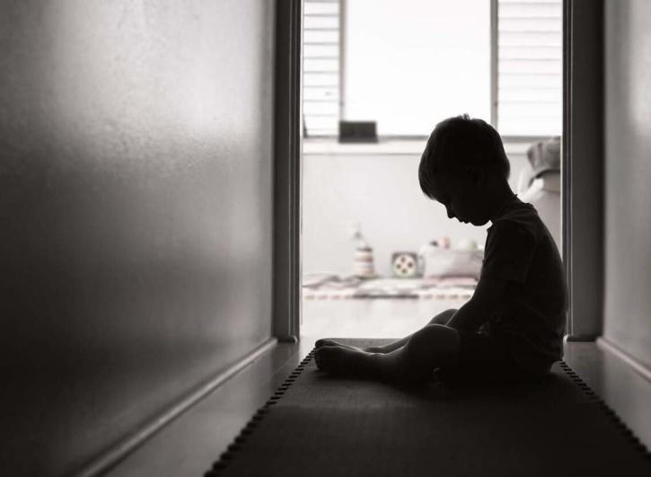 Orphaned kid