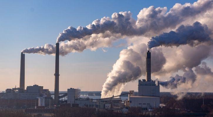 CO2 emissions NOAA