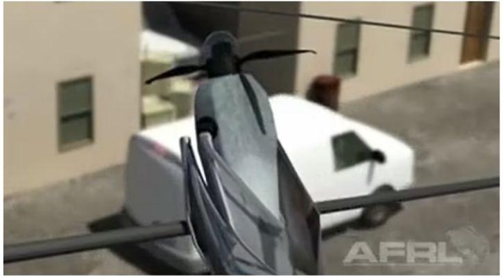 ARFL micro drone