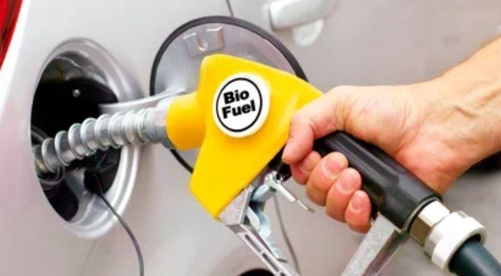 nitin gadkari ethanol