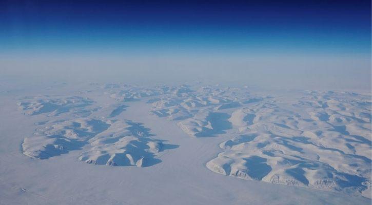 Arctic siberia temperature