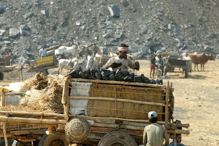 coal mine india