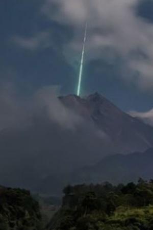 meteor shower indonesia