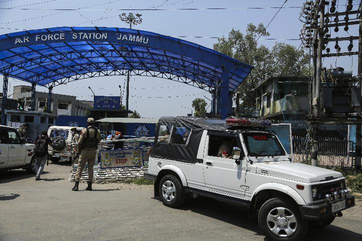 Jammu Air Base Attack