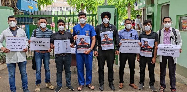 Doctors black day against Ramdev