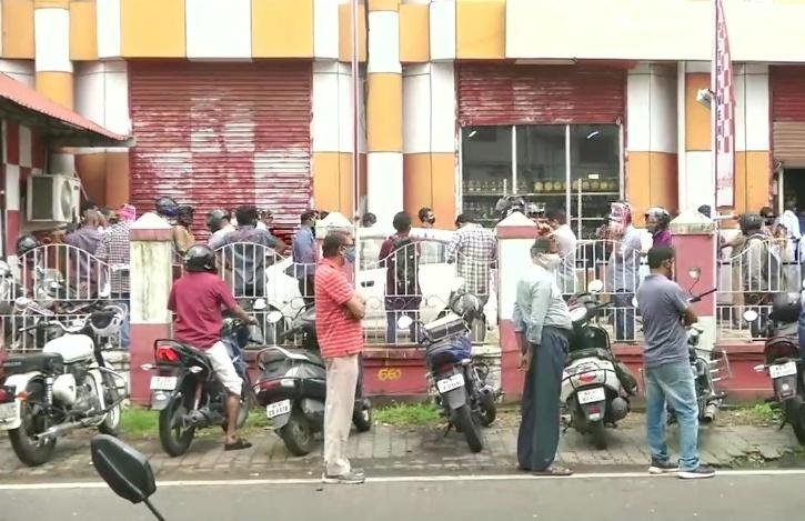 Liquor Outlets Reopening Kerala