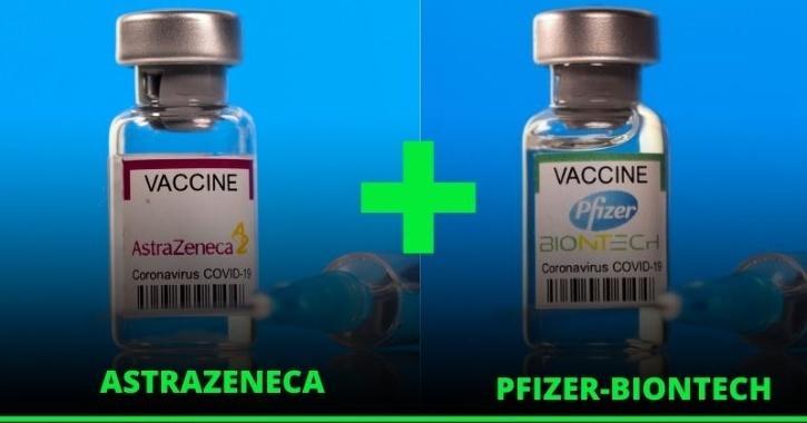 astrazeneca pfizer combination