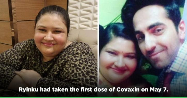 Another Celeb Succumbs To Covid: Ayushmann