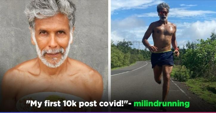 Milind Soman Is Back In Action, Shares His Journey Of First 10,000-KM Run Post COVID Recovery