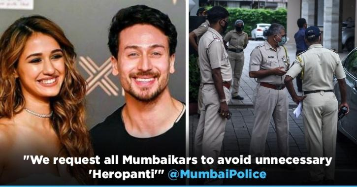 FIR Lodged Against Tiger Shroff For Reportedly Violating Pandemic Norms, Mom Ayesha Responds