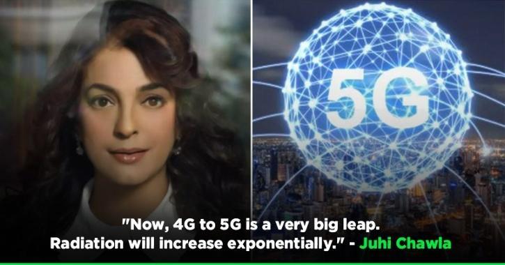 Juhi Chawla On Her Lawsuit Against 5G: