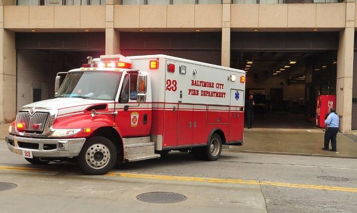Baltimore City Fire Department Medical Unit