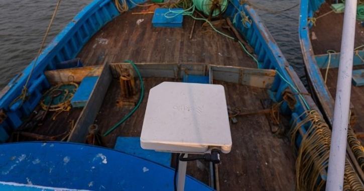 skylo fishing vessel hub