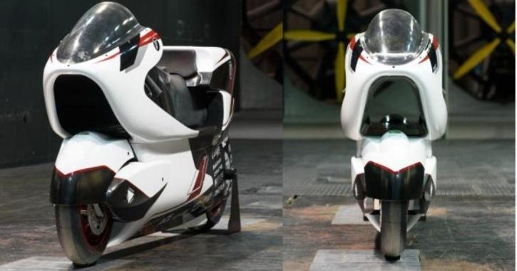 White Motorcycle Concepts