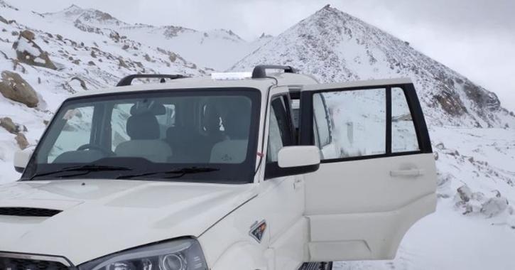 Skylo hub in Ladakh