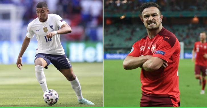 France vs Switzerland