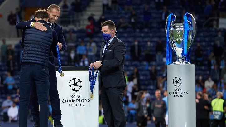 UEFA Abolishes Away-Goals Rule In Club Competitions