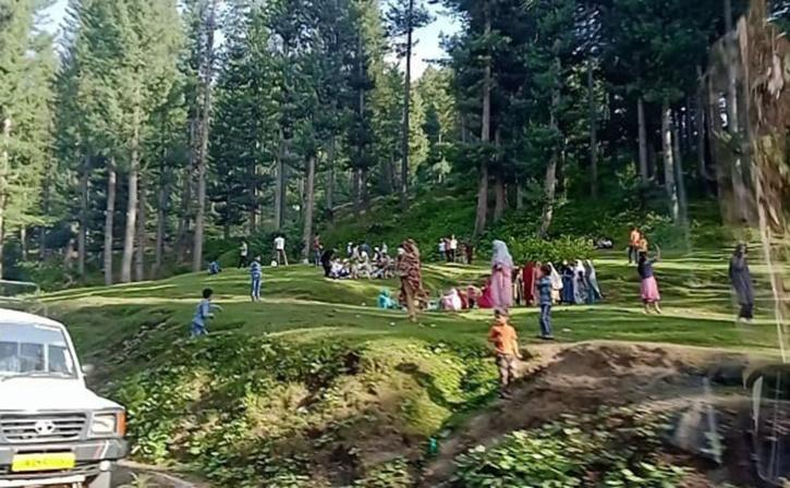 Tourist Destination Along LoC in Kashmir's Uri