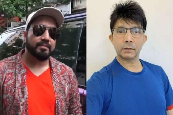 Mika Singh and KRK / Indiatimes