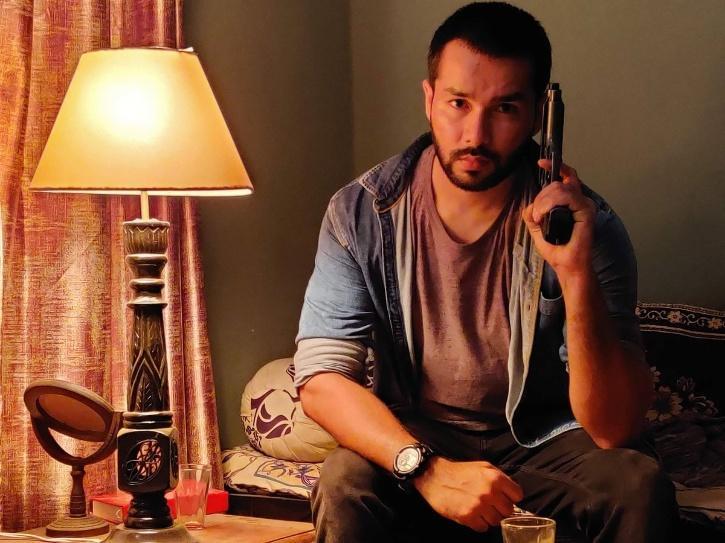 Shahab Ali from The Family Man as Sajid.