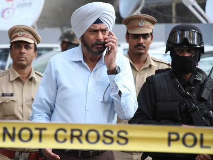 Kanwaljit Singh in Special Hostages