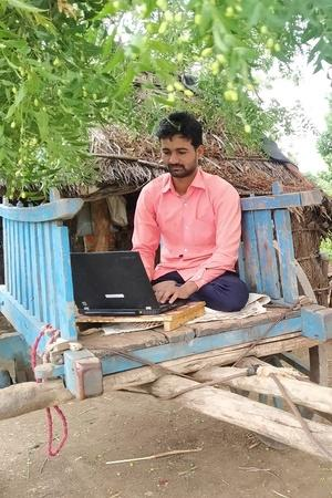 Determined In The Pursuit Of Education Despite Digital Divide